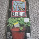 NEW Plastic Plant Poke Bay Leaf Cross Stitch Kit