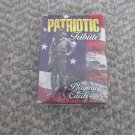 New Patriotic Tribute playing cards deck sealed