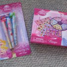 NEW Disney Princess Lot Pens & BINGO Game ages 3+