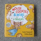 HC Mouse Cookies & More A Treasury Book Laura Numeroff