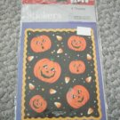 NEW Pumpkin Jack 'o' Lantern Halloween Sticker Sheets