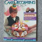Wilton Cake Decorating Yearbook 1984 EUC