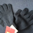 NEW Texting Touchscreen Compatible Gloves Mossimo One Size Black