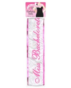 Miss Bachelorette Light Up Flashing Sash~Party