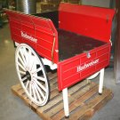Budweiser Beer Cart