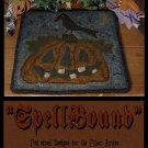 """Rug Hooking & Punch Needle Pattern EBooklet """"Spellbound"""""""