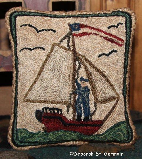 The Boatman Epattern