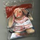 McDonalds Build A Bear #6 Pawlette Coufur Karate