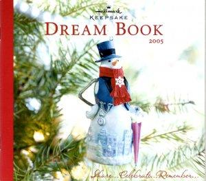 Hallmark Keepsake Dream Book 2005 - Dreambook