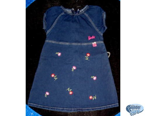 Barbie Dress - Size 5