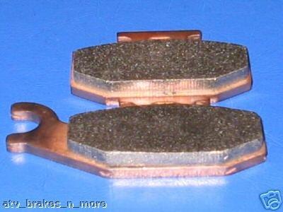 SUZUKI BRAKES 2006 LT-A500 VINSON 4X4 REAR BRAKE PADS #1-7064S
