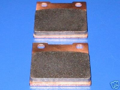 SUZUKI BRAKES 91-93 GSF 400 GSF400 BANDIT REAR BRAKE PADS#1-63
