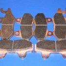 YAMAHA BRAKES 06-13 YFZ450 YFZ 450 FRONT & REAR BRAKE PADS #1-135 1-165 1-323