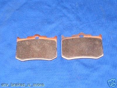 INDIAN BRAKES 03-04 INDIAN BRAKE PADS 15-216