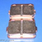 2008 YAMAHA BRAKES YFM RAPTOR 250 REAR BRAKE PADS  #1-84