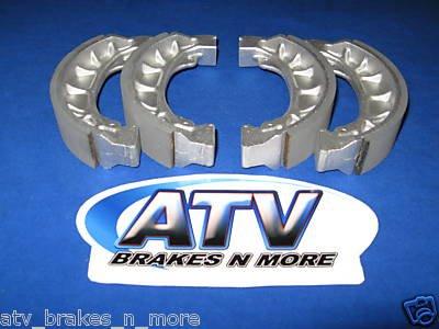 BRAKES 00-02 YXL 150 Yukon Front Brake Shoes 2-1101