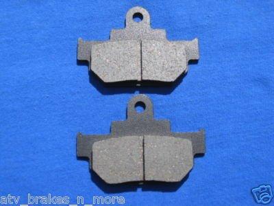 SUZUKI BRAKES 99- 08 GZ 250 MARAUDER FRONT BRAKE PADS 1-3026