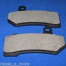05-09 HARLEY DAVIDSON BRAKES NIGHT ROD BRAKE PADS  6018K