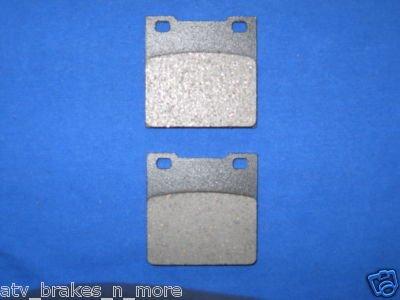 SUZUKI BRAKES 86-98 GSX-R 1100 REAR BRAKE PADS 1-3019K