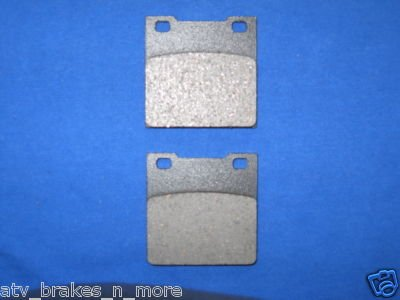 SUZUKI BRAKES 88 - 06 GSX 600 GSX600 REAR BRAKE PADS 1-3019K
