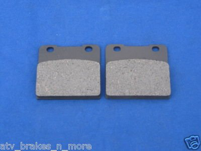 SUZUKI BRAKES 88-91 VS 750 INTRUDER FRONT BRAKE PADS 1-3020K