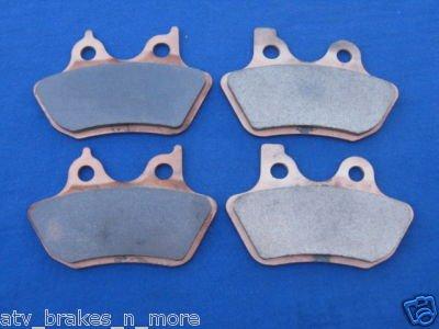 HARLEY DAVIDSON BRAKES 02-04 V-ROD V ROD MODELS FRONT BRAKE PADS 2-6016S