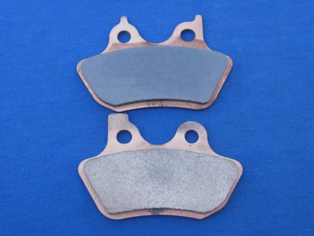 HARLEY DAVIDSON BRAKES 00-03 LOW RIDER MODELS REAR BRAKE PADS 1-6016S