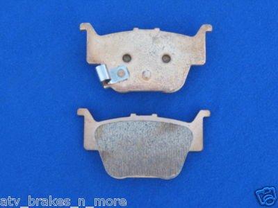 HONDA BRAKES 05 - 10 TRX450 450R REAR BRAKE PADS #1-1084S