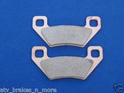 BRAKES 06-09 ARCTIC CAT 650 H1 PROWLER REAR BRAKE PADS 1-395