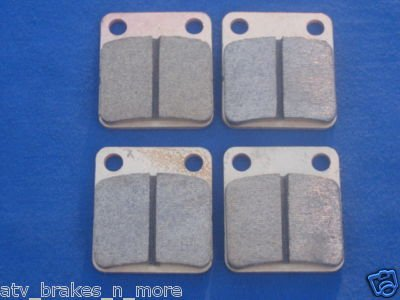 YAMAHA 07-08 350 GRIZZLY 2X4/4x4 IRS FRONT BRAKE PADS 2-54