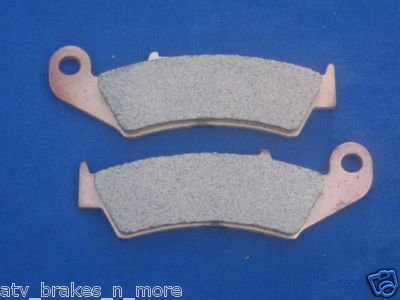 HONDA BRAKES 88-90 NX 250 FRONT BRAKE PADS 1-185