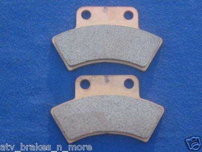 POLARIS BRAKES 96-97 SPORTSMAN 500 4x4 REAR BRAKE PADS 1-232
