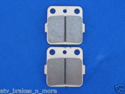 SUZUKI BRAKES 85 - 86 LT250R QUADRACER REAR BRAKE PADS #1-84