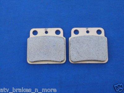 SUZUKI BRAKES LT500 LT500R QUADZILLA REAR BRAKES PADS #1-137
