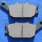 HONDA 98-05 VTR 1000 F SUPERHAWK REAR BRAKE PADS BRAKES 1-1057K
