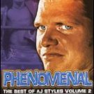 Phenomenal - The Best of AJ Styles Vol. 2