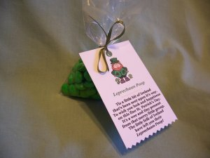 Leprechaun Poop Novelty Gag Gift M&Ms Candy