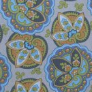 Amy Butler Lotus Sand Star Paisley Fabric 1 Yard