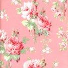 Tanya Whelan Ava Rose Pink Roses Fabric 1 Yard