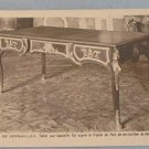 France~French~Postcard~Versailles~Peace of Versailles Treaty Table, 1919~Vintage