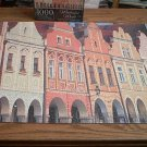 WONDERFUL WORLD 1000 PC JIGSAW PUZZLE - TRADITIONAL VILLAGE CZECH REPUBLIC -COMPLETE