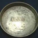 CALUMET BAKING POWDER~BAKING PIE CAKE TIN~PAN~PLATE~ADVERTISING~BAKEWARE~COUNTRY
