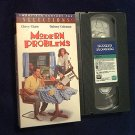 MODERN PROBLEMS~VHS~CHEVY CHASE~PATTI D'ARBANVILLE~NELL CARTER~1981