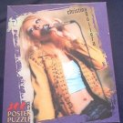CHRISTINA AGUILERA~JIGSAW PUZZLE~MINT UNOPENED~HAS ALL 300 POSTER PUZZLE PCS