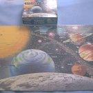 MELISSA AND DOUG~JIGSAW FLOOR PUZZLE~SOLAR SYSTEM ~2 X 3 FEET!~ 48 JUMBO EASY CLEAN PCS