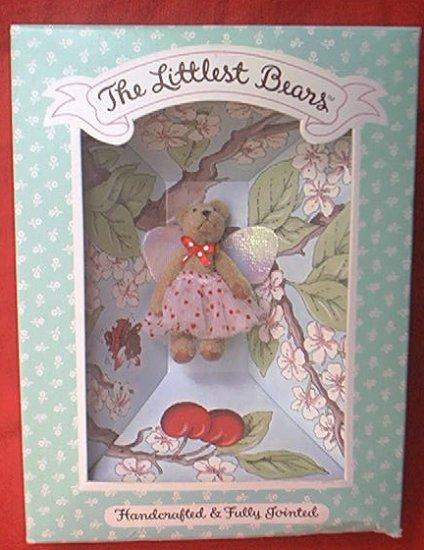 GUND 1994 THE LITTLEST BEARS~7013~CHERRY TREE FAERIE~MINT/BOX