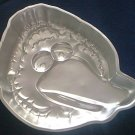 WILTON BIG BIRD~SESAME STREET~CAKE PAN~STAINLESS~SHAPED