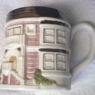 OTAGIRI MUG~COTTAGEWARE~PINK HOUSE DESIGN~PRETTY~JAPAN