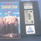 NATIONAL LAMPOON'S SENIOR TRIP~VHS~MATT FREWER~TOMMY CHONG~1992