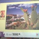 M BRADLEY BIG BEN JIGSAW PUZZLE ~1000 PCS~ALGARVE, PORTUGAL~COMPLETE